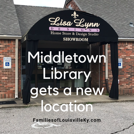 Middletown Library gets a new location!