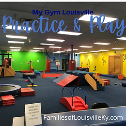 Practice & Play at My Gym Louisville