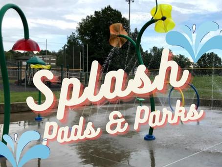 Splash Pads, Spray Grounds and Water Fun 2021