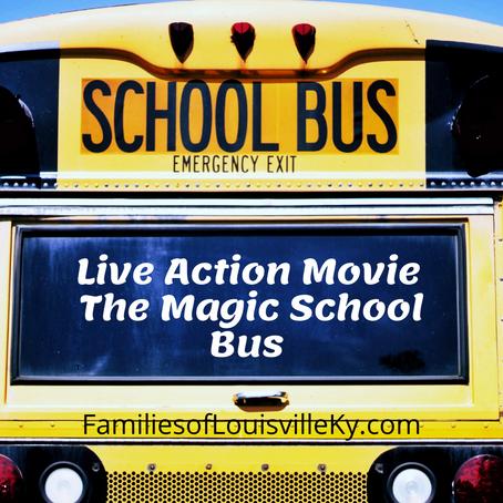 New Live Action Magic School Bus