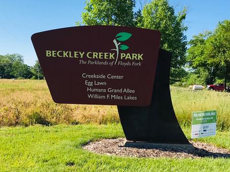 Beckley Creek Park in Middletown