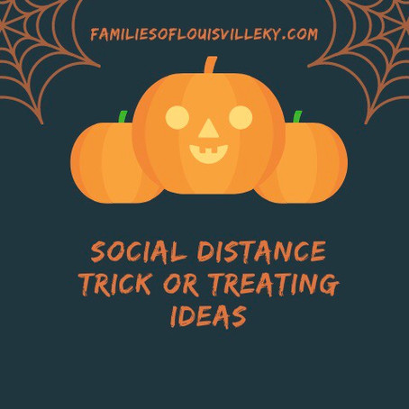 Social Distance Trick or Treating Ideas