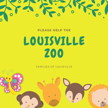 The Louisville Zoo is asking for your help