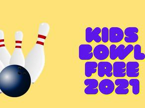 Kids Bowl Free 2021