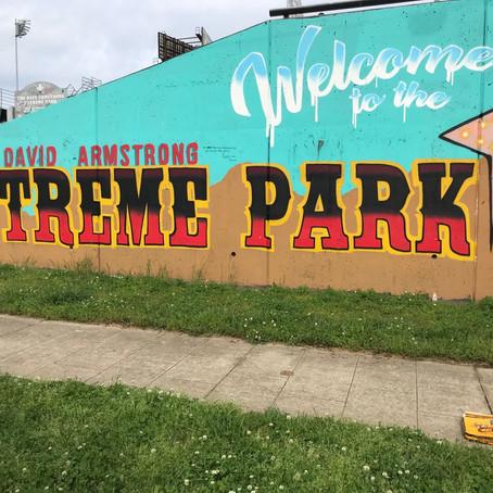 David Armstrong Extreme Skate Park