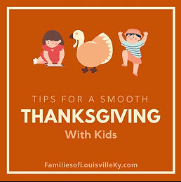 Tips for a Smooth Thanksgiving with Kids