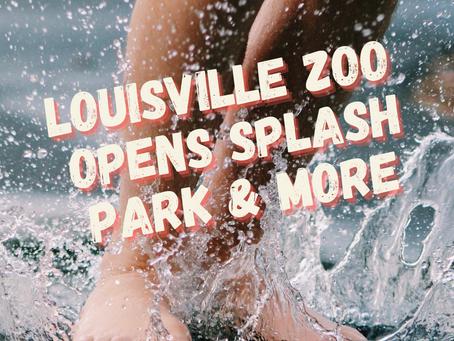 Louisville Zoo Opens Splash Park & No More Reservations
