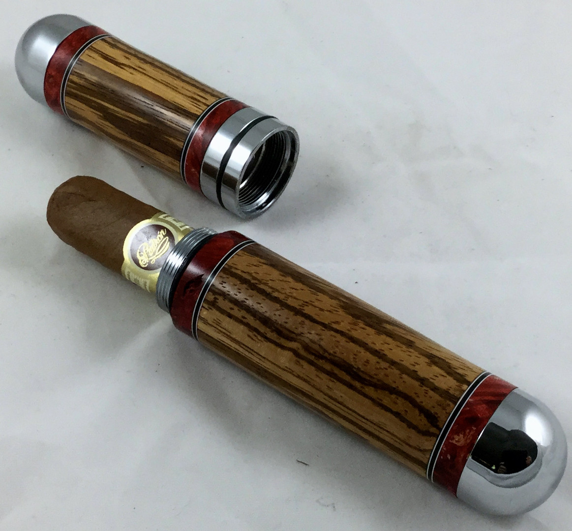 Custom Cigar Holders by WoogWorks