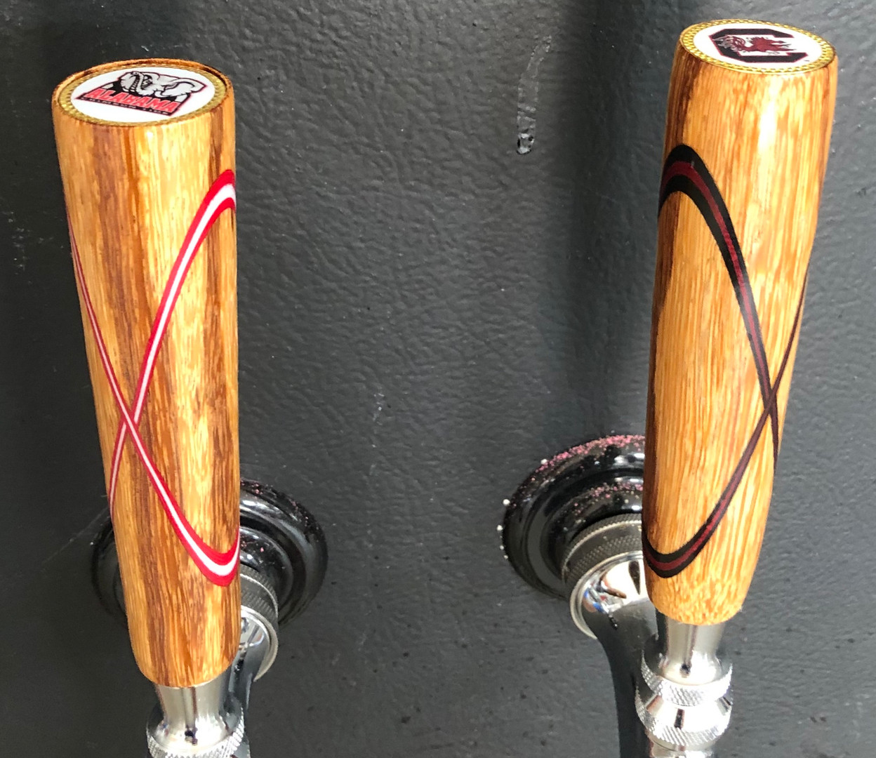 Beer Taps by WoogWorks