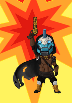 behold my gun3x5