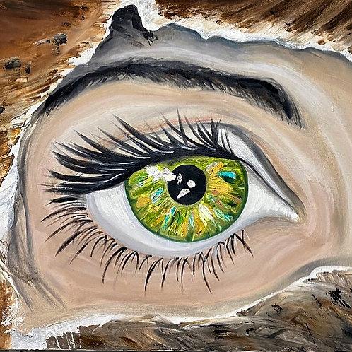 Green Eyed Girl by Kimberly LaRue