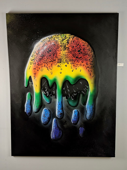 Rainbow Drip by Cam Schmidt