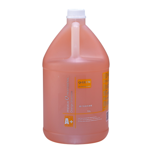 橘子洗車精 Orange Shampoo