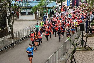 新北鐵道馬拉松接力賽 6300多人熱情開跑