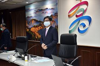 2021高雄富邦馬拉松宣布延期 陳其邁:以防疫為最優先考量
