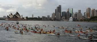 Manly Wharf Bridge to Beach Race - In Praise of Plastics (and in Support of Fragile X)
