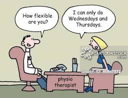 Physios, Chiros, Osteos - Confusingly Similar, but Different