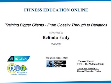 Training the Bigger Client