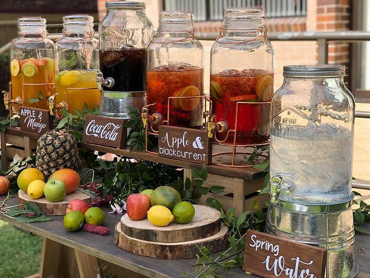 Classic Drink Station (50 Guests)