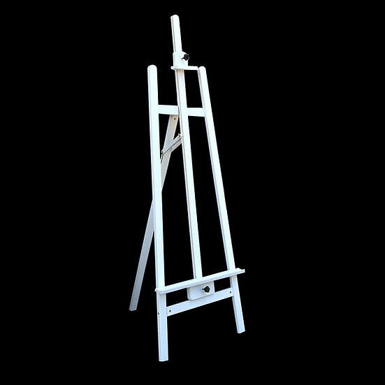 White Wooden Foldable Easel- 165cm