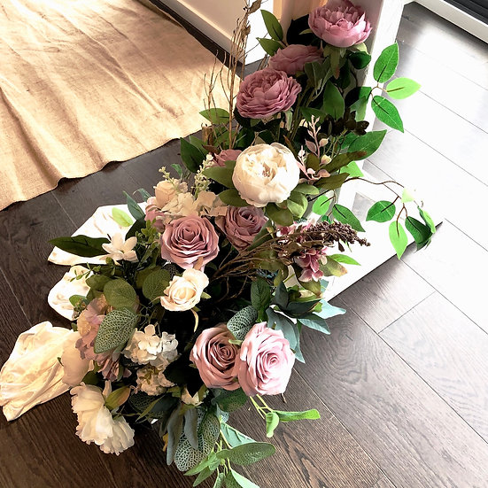Custom Design Silk Floral Arrangements