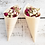 Thumbnail: Dried Floral Confetti Cones with Display Stand & Signage