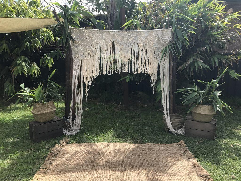 Jute Altar Rug