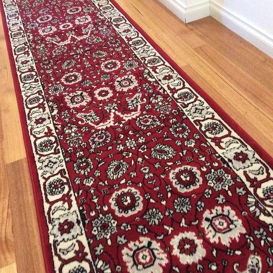 Persian Style Carpet Aisle Runner (10m x 1m)