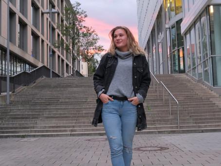Outfit: Denim on Denim und die Freiheit zu tragen, was mir gefällt