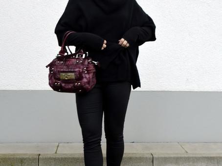 All Black Outfit und mein erster Displayschutz*