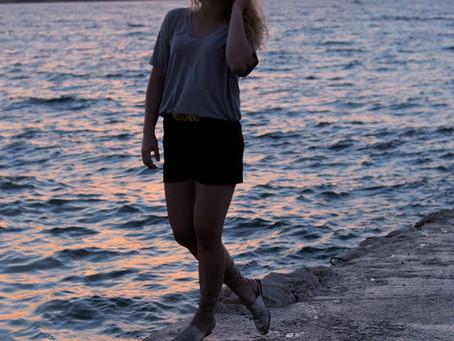 Outfit: Barcelona Teile in Kroatien