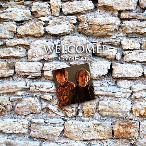 CD WELCOME! by CymBal