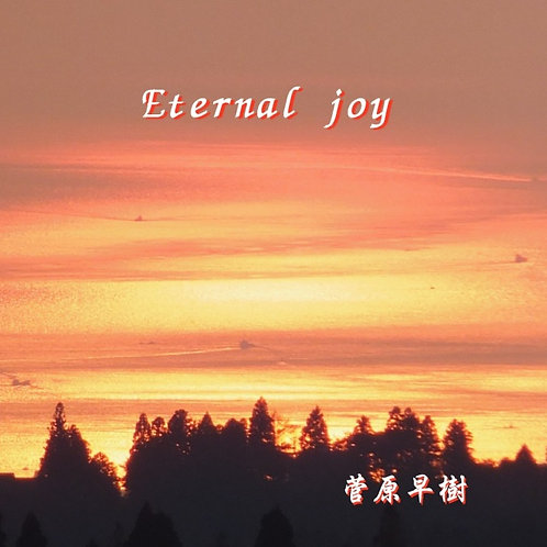 菅原早樹CD「Eternal Joy」