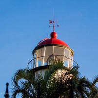 ダイアモンドヘッドの灯台