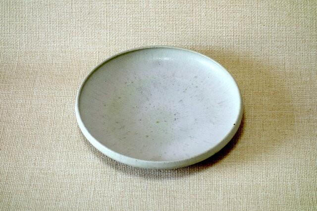 皿(白丸皿)