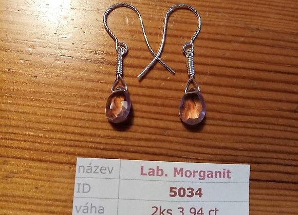 Lab. Morganit, stříbro