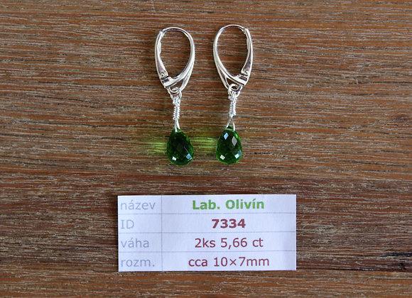 Laboratorní Olivín