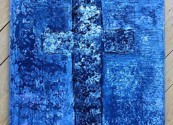 Je mnoho křížů prázdných ještě 40 x 40 cm