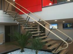 T.S.V. Escalier Atrium