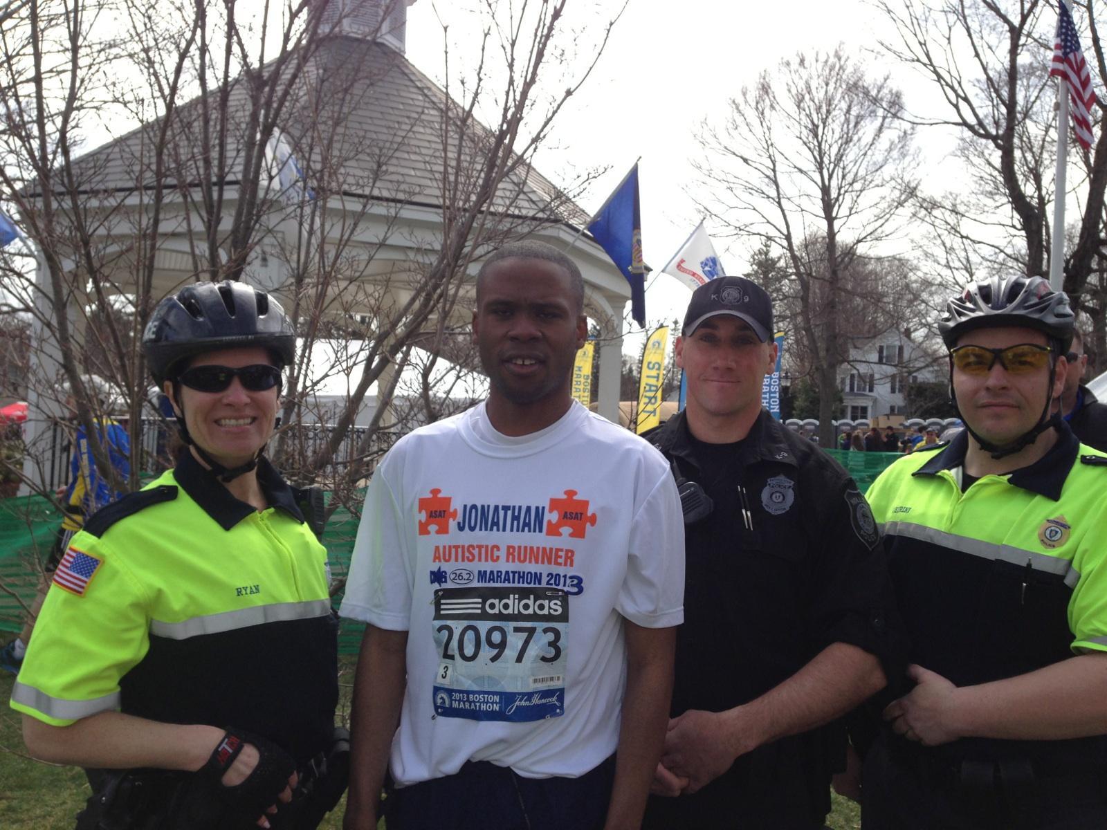 ** Boston Marathon 2013 **