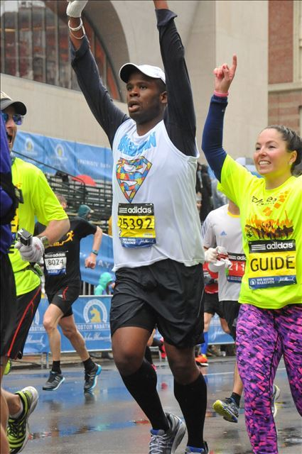 Boston Marathon 2015