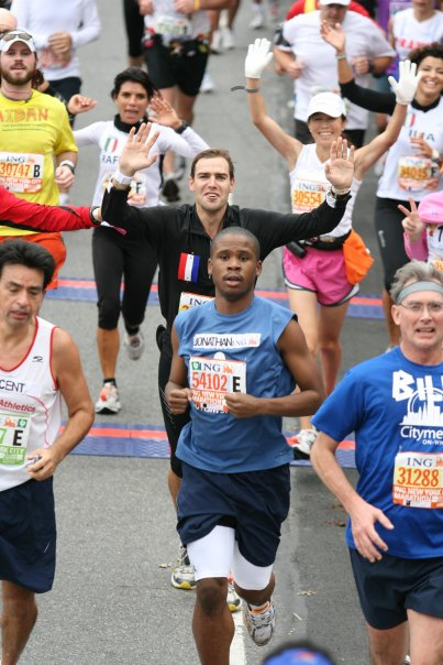 The NYC Marathon 2009