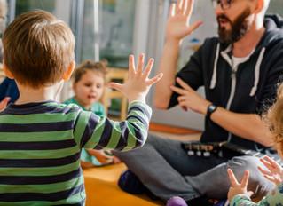 幼児教育、安心と信頼
