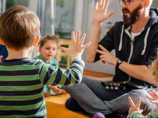 Activities to Promote Listening Skills: Ages birth-preschool