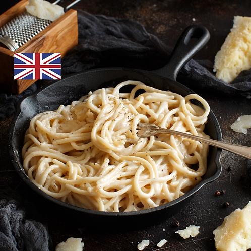 BUONO PER LEZIONE DI GRUPPO IN INGLESE - Spaghetti Cacio e Pepe