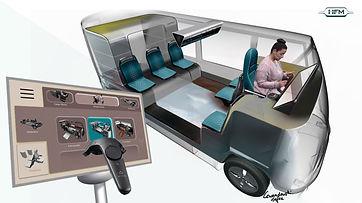 AV VR Interior Design by HFM