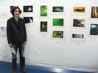 "Opening Night of ""Spectrum"" Exhibition"