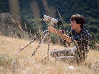 An Interview With Wildlife Photographer & Filmmaker Paul Alistair Collins