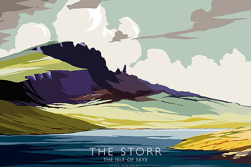The Storr - Isle of Skye