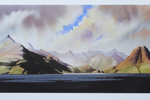 Into the heart of the Cuillin